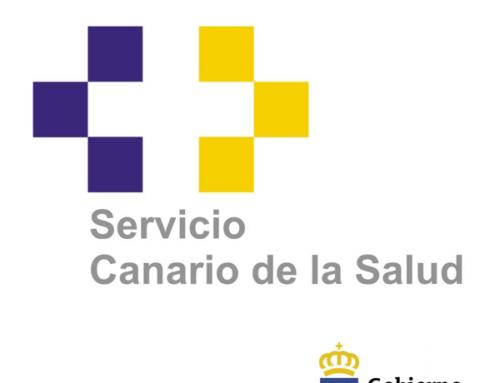 Solicitud 2016 al Servicio Canario de la Salud